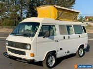 1982 Volkswagen Bus/Vanagon