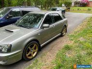 2005 Subaru Impreza WRX
