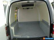 2012 Volkswagen Caddy 2KN TSI160 White Manual M Refrigerated Van