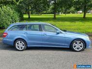 2010 MERCEDES BENZ E250 CDI AVANTGARDE BLUE EFFICIENCY ESTATE