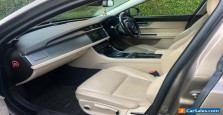 Jaguar XF Prestige 16 plate