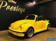 1974 VW Volkswagen Beetle Convertible Engineered & Registered in NSW super bug