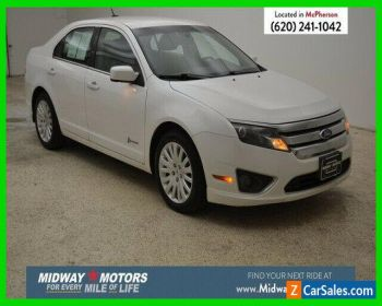 2011 Ford Fusion Hybrid for Sale