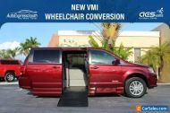 2018 Dodge Grand Caravan SXT Revability 14in Floor Door Wheelchair Van