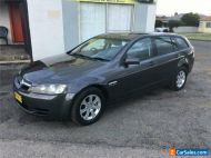 2009 Holden Commodore VE Omega Silver Automatic A Wagon