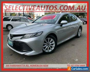 2019 Toyota Camry ASV70R MY19 Ascent Silver Automatic 6sp A Sedan for Sale