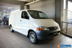 REFRIGERATED TOYOTA HIACE SBV 2.4L 4Cyl MANUAL 02 9479 9555 Easy Finance TAP