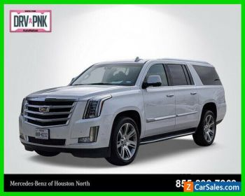 2017 Cadillac Escalade Luxury for Sale