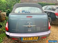 Chrysler pt cruiser cabriolet excellent condition throughout