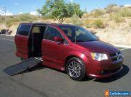 2017 Dodge Grand Caravan SXT Wheelchair Handicap Mobility Van