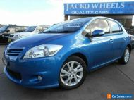 2010 Toyota Corolla ZRE152R Ascent Sport Blue Automatic 4sp A Hatchback