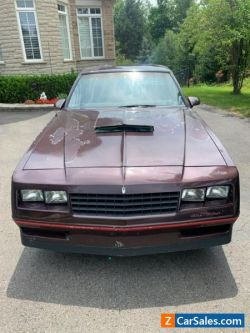 Chevrolet: Monte Carlo SS