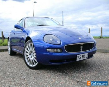 Maserati 4200 GT Coupe 4.2 V8 Cambiocorsa 2003 - FSH, Stunning Colour for Sale