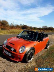 Mini cooper s convertible. V quick +reliable. Fantastic condition. £2995 ono.