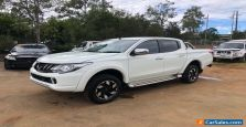 MITSUBISHI TRITON EXCEED 2018 AUTO TURBO DIESEL LIGHT DAMAGE WRITE OFF for Sale