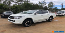 MITSUBISHI TRITON EXCEED 2018 AUTO TURBO DIESEL LIGHT DAMAGE WRITE OFF