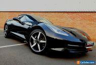 2014 Corvette C7 3LT 6.2 V8 UK Nav,Bose, £000's extras,New Tyres,Paddle Shift