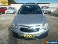 2010 Holden Captiva CG 5 Silver Automatic A Wagon