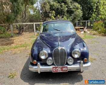 Jaguar Mk2 3.8 automatic for Sale