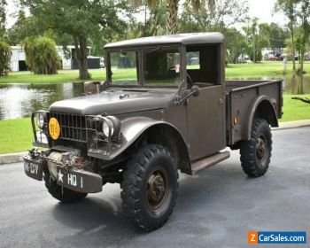 1952 Dodge M37 for Sale