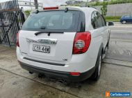 2008 Holden Captiva 7 Seat - January 2021 Rego - Cold Air Con