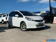 2012 Honda Jazz GE Vibe Hatchback 5dr Man 5sp, 1.3i [MY12] White Manual M