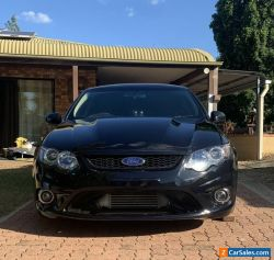 Xr6 turbo fg manual