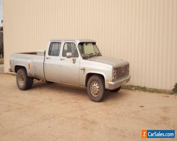 Chevrolet C30 Dually for Sale