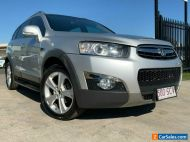 2011 Holden Captiva Silver Automatic A Wagon
