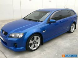 HOLDEN COMMODORE VE SSV 2009 V8 WAGON 6.0L SS 14KMS SUPER CLEAN IN & OUT