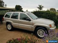 Jeep Grand Cherokee Limited, 4.7 litre V8 auto, 2002 4x4, no reserve