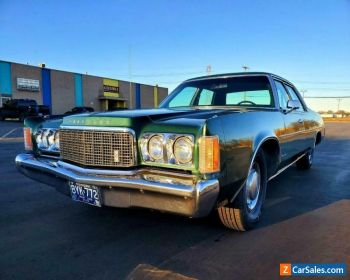 1974 Chrysler Newport for Sale