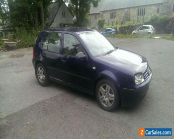 vw golf 1.9 tdi for Sale
