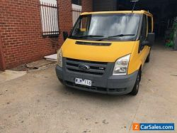 2008 Ford Transit Van 5 Speed Manual 300,000kms lowroof med base