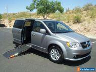 2019 Dodge Grand Caravan SXT Wheelchair Handicap Mobility Van