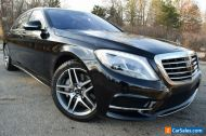 2017 Mercedes-Benz S-Class S-CLASS S550 AMG PACKAGE-EDITION(4MATIC)