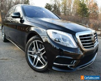 2017 Mercedes-Benz S-Class S-CLASS S550 AMG PACKAGE-EDITION(4MATIC) for Sale