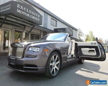 Rolls-Royce: Dawn Convertible for Sale