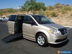 2013 Dodge Grand Caravan SE Wheelchair Handicap Mobility Van