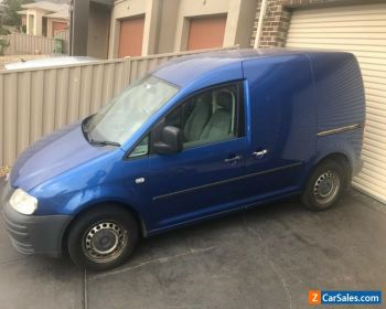 Refrigerated 2007 Volkswagen Caddy 1.9 Tdi 5 Sp Manual Van for Sale