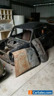 1968 MORRIS MINI SHELL, MOTOR & PARTS PROJECT