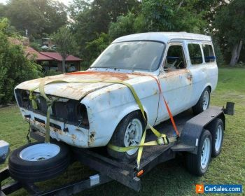 1976 Ford Escort Panelvan needing full restoration - Coffs Harbour NSW for Sale