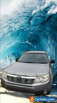 Subaru Forrester 2009