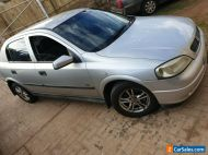 2003 holden astra city hatch