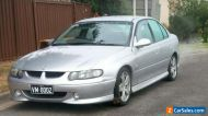 Holden ve Manual photo 2