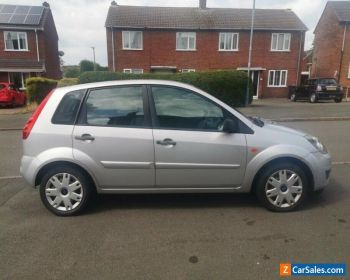 ford fiesta 1.4 2007 57359 miles for Sale