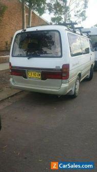 Toyota HiAce minus 1995