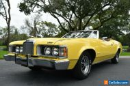 1973 Mercury Cougar 351ci Auto 45k Miles