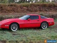 Chevrolet Corvette C4 350 Chev 4Sp Auto