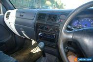 2002 Toyota Hilux Ute